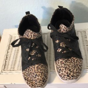 Cutest Leopard Sneakers Ever